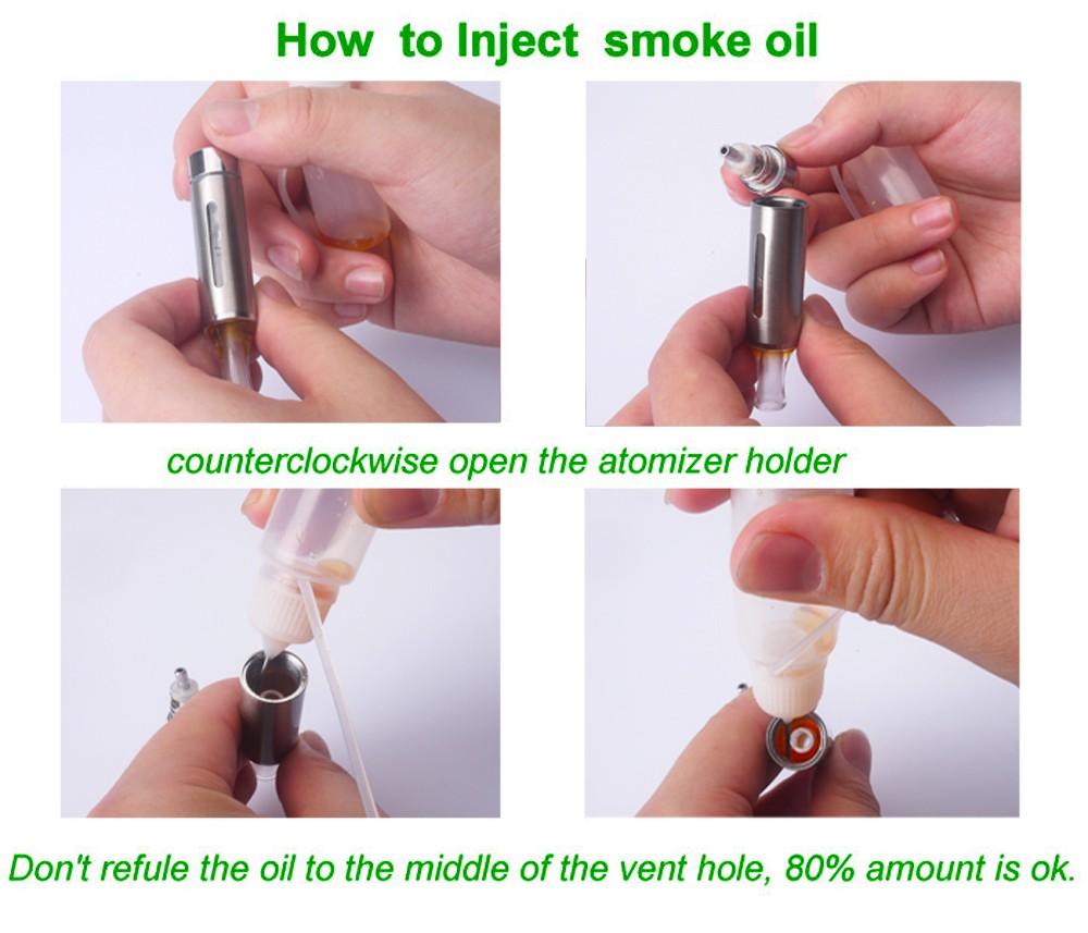 ถูก EVOD MT3บุหรี่อิเล็กทรอนิกส์ชุด2.4มิลลิลิตร900มิลลิแอมป์ชั่วโมง1100มิลลิแอมป์ชั่วโมงปากกามอระกู่แบบชาร์จไฟได้evod mt3 Vapeปากกา2ชิ้น
