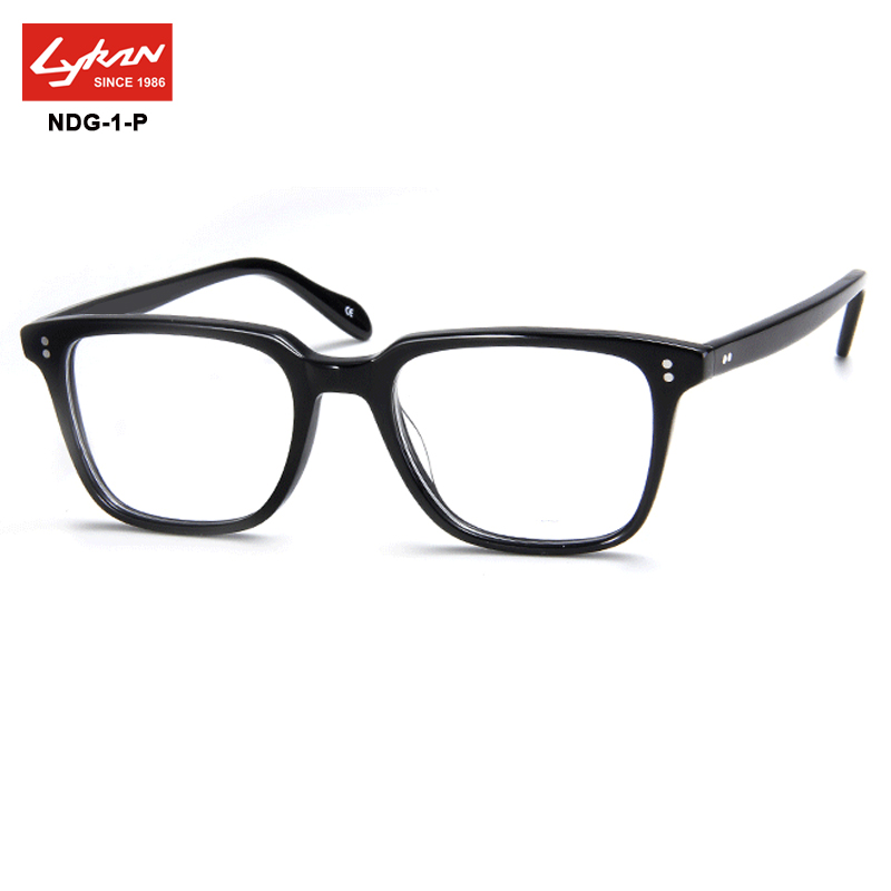eyeglasses frame women ndg 1 p designer brand men women vintage square glasses frame