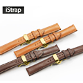 Latest 18mm 19mm 20mm 21mm 22mm Watch straps Watch bands with Yellow gold butterfly buckle for