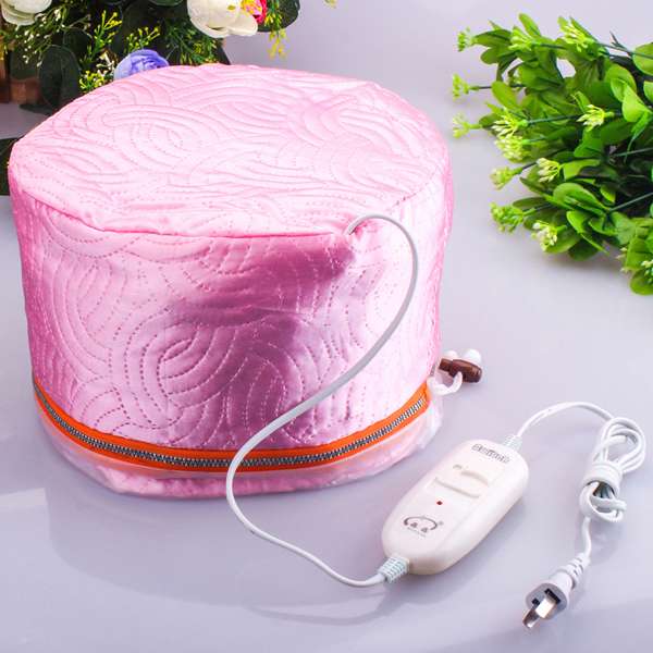 3 Class temperature control font b hair b font mask heated cap membrane electric heating cap