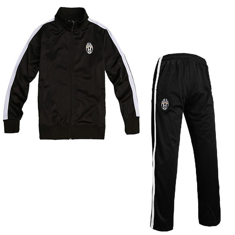 2015 New Mens Sport Suit Men's Sportswear Pants Jackets Tracksuits Men Tracksuit Brand Set Football Sports - Offbeat Fashion Space store