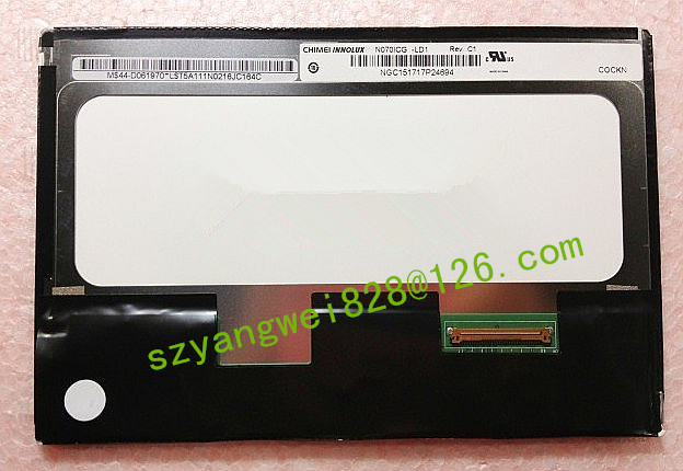 original 7.0 inches N070ICG-LD1 LCD screen Tablet LCD screen<br><br>Aliexpress