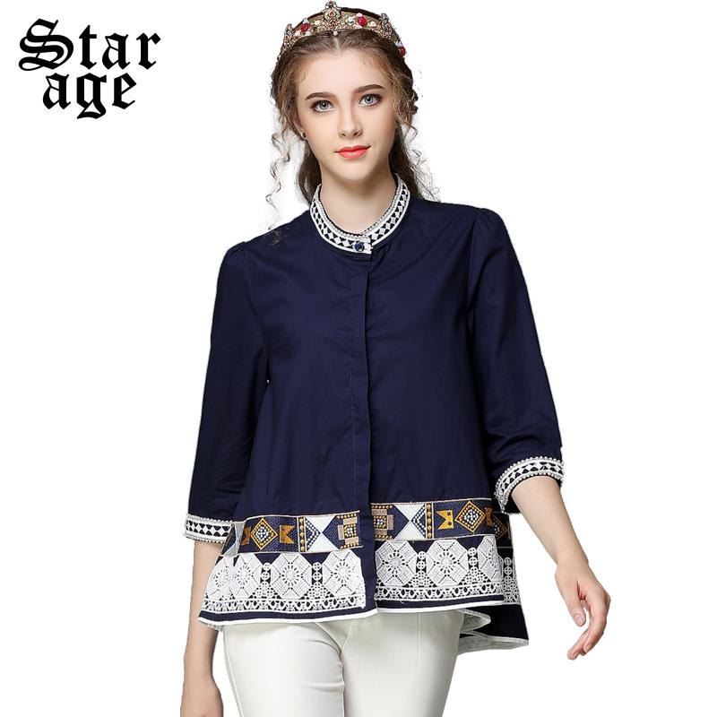 Ladies Tall Xl Blouse Smart Casual Blouse