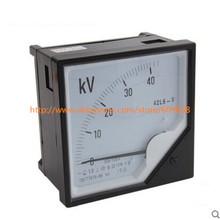 42L6 voltage meter 6KV 10KV 42L6-KV panel meter 120*120mm,Power Accessories(China (Mainland))