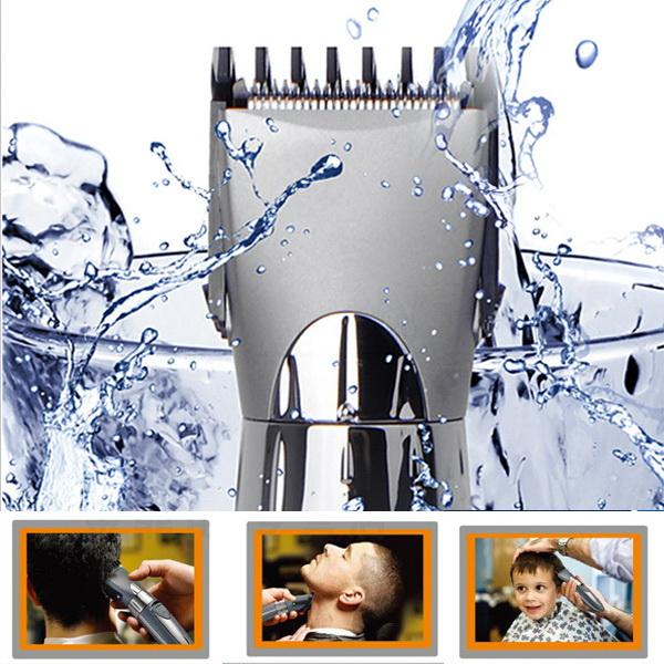 Гаджет  Free Shipping New Electric Man Baby Hair Clipper Trimmer Rechargeable Shaver Razor Waterproof Cordless Adjustable None Красота и здоровье
