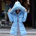 Winter Jacket Women 2016 Fashion Slim Fit Cotton Padded Hooded Jacket Parka Female Wadded Jacket Outerwear