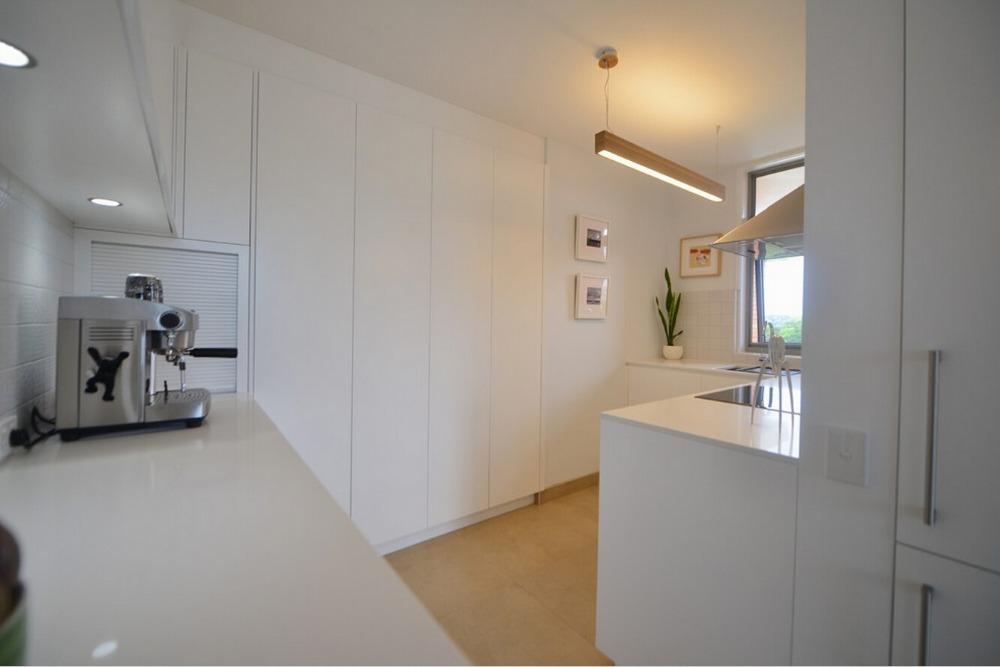 Online kopen wholesale keukenkasten uit china keukenkasten groothandel - Keuken witte lak ...