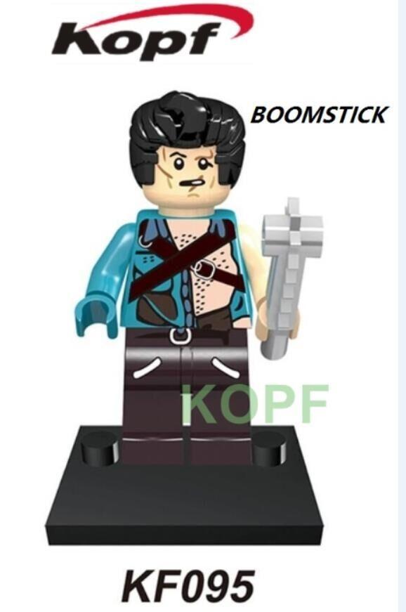 KF096 20Pcs Constructing Blocks Units Tremendous Heroes Avengers Bricks Freddy Kruger Minifigures Blocks Bricks Youngsters Toys Mini Figures