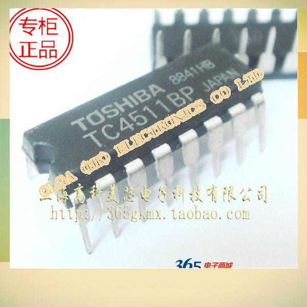Интегральная схема TC4511BP