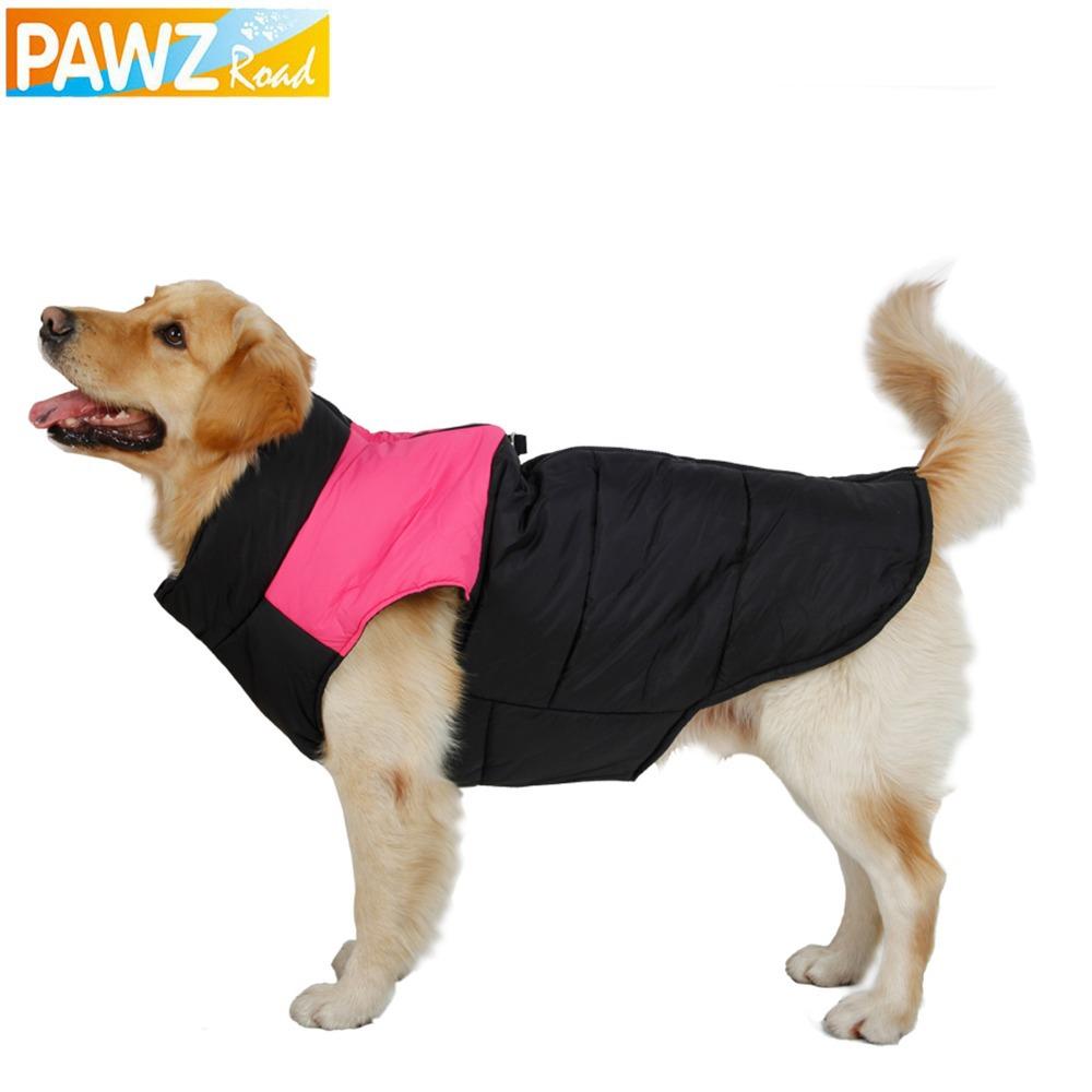 Freeshipping Pet clothing big dog vest large dog clothes  winter clothing  Winter vest Soft warming