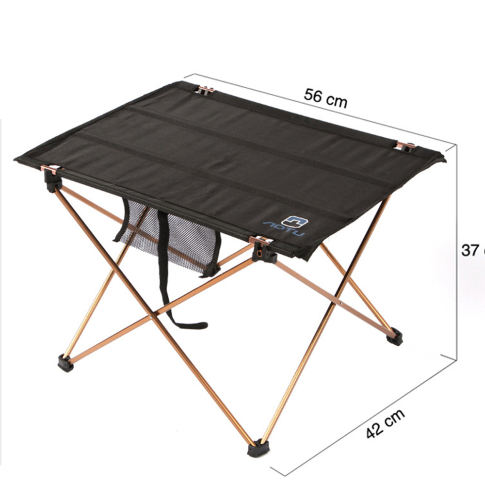 Oxford Fabric Portable Foldable Folding Table Desk Furniture Outdoor Picnic Aluminium Alloy Free Shipping <br><br>Aliexpress