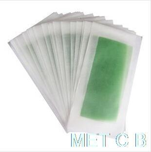 2015 Depilador Permanent Hair Removal Hot Hair Removal Depilatory Nonwoven Epilator Wax Strip Paper Pad Patch Waxing for / Legs(China (Mainland))