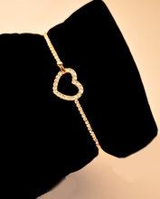 2019Fashion gold Flower Heart Bracelet Top Quality open bracelet cute yellow flower bracelet jewelry for female birthday gift(China)