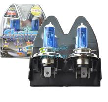 New Super White 2PCS H4 12V 100W 9003 6000K Xenon Car HeadLight Bulb Halogen Light 60000 Hrs Life #y(China (Mainland))