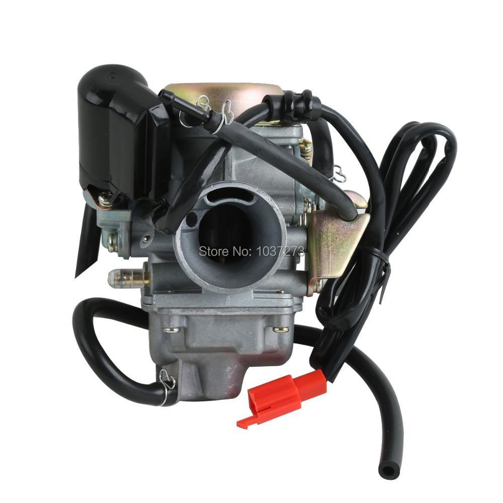 Carburetor Carb For font b GY6 b font 125 150cc Scooter ATV Kazuma Baja Kymco Taotao