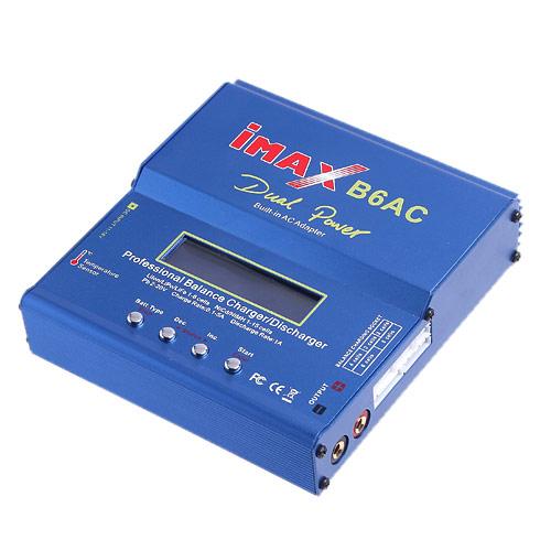 Digital iMax B6AC Lipro Battery Balance Charger for RC Model Nimh Battery Balancing Charger(China (Mainland))