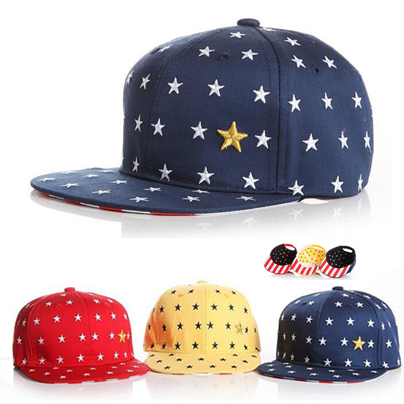 lovely new 2016 fashion five unisex child hat