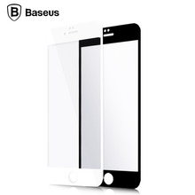 Baseus Silk-screen Blue Light Protection Tempered Film 0.2mm Glass Screen Protector For Apple iPhone 6 6S Plus 5.5