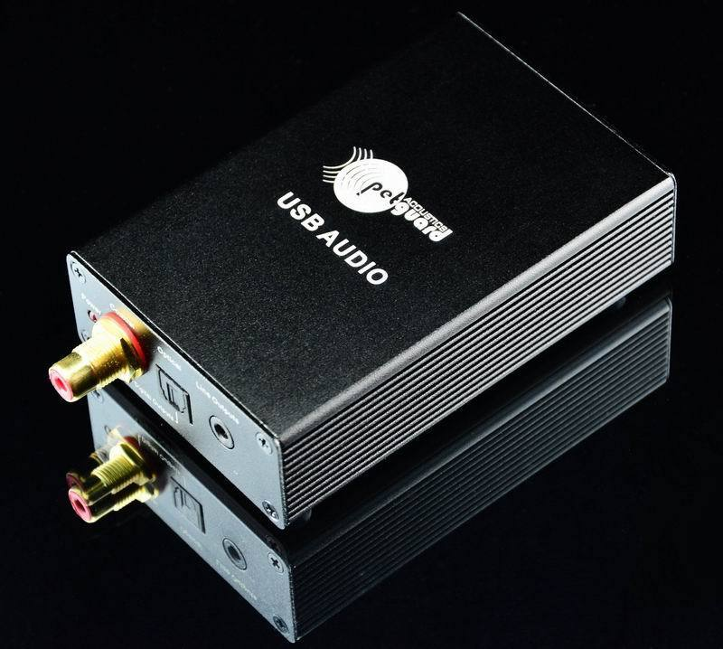HiFi PCM2706+CS4270 USB Audio Digital Interface DAC Decoder Converter Sound Card(China (Mainland))
