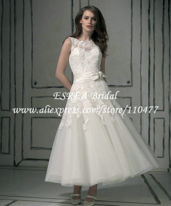 Semi Formal Wedding Dresses - KD Dress