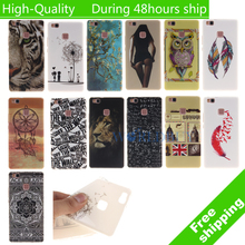 Huawei Ascend P9 (5.2 inch) Silicone Rubber Protective Skin Soft Gel TPU IMD Back Cover Case - Shenzhen worldbuy Technology Co., Ltd. store