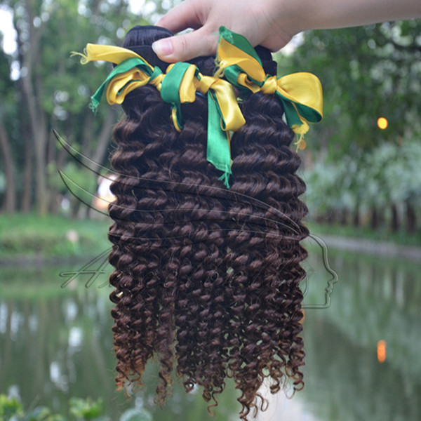 Unprocessed Natural Color Spring Curly Intact Virgin Peruvian Hair Extension Free Shipping By DHL<br><br>Aliexpress