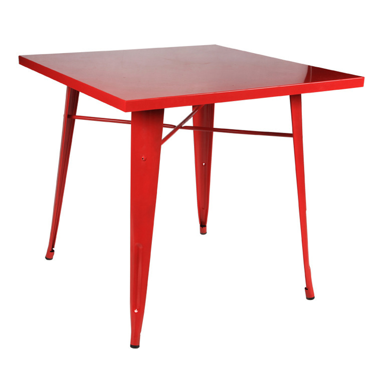 Korean household living room coffee table dining table metal minimalist casual dining table and chairs wholesale(China (Mainland))