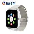 Hot sell Smart Watch GT08 Metal Clock With Sim Card Slot Push Message Bluetooth Connectivity for