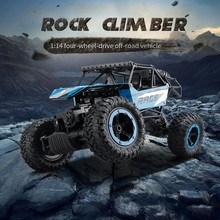 Buy Original JJRC Q15 1/14 2.4GHz 4WD Alloy Rock Climber Off-road Vehicle RC Car RTR for $44.71 in AliExpress store