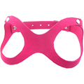 Fashion Soft Pet Products Dogs Glasses Shape Haulage Cable Adjustable Quick Release Puppy BLB0013