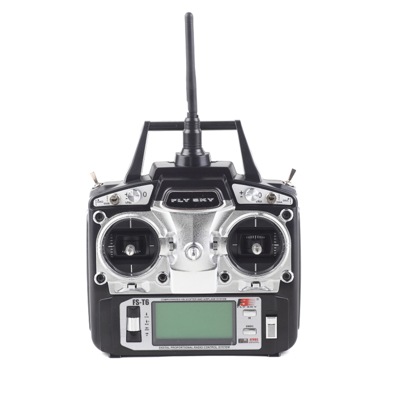 2012 FS FlySky FS-T6 T6 2.4g Digital Proportional 6 Channel Transmitter and Receiver System W/ LED Screen low shipping fee<br><br>Aliexpress