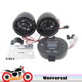 Universal Motorcycle Scooter Speaker Stereo Amplifier TF Card USB MP3 Music Player FM Radio for Harley