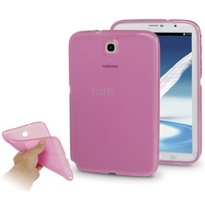 Гаджет  Pink Translucent TPU Case for Samsung Galaxy Note 8.0 / N5100 Free Shipping None Изготовление под заказ