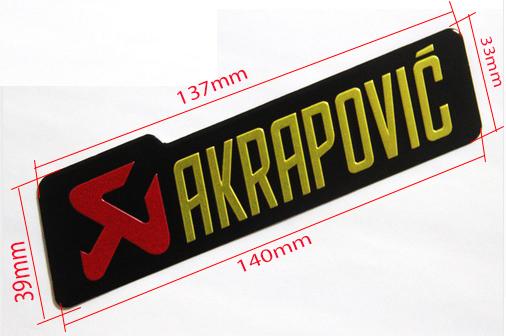 CBR250 CB450 KTM RMZ KLX CRF DRZ YZF Street Bike YAKRAPOVIC font b Motorcycle b font