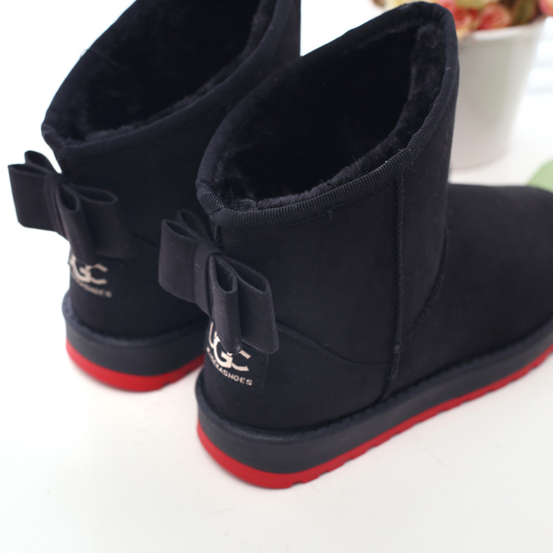 Aliexpress.com  Buy New Arrival Shoes Women Boots 2015 Winter Boots Warm Snow Boots Flat Heel ...