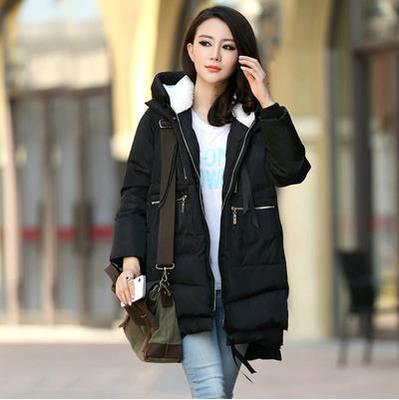 Winter Jackets Hot Sale Fashion Women Winter Coats And Jackets New Style Duck Cotton Plus Size Jackets And Parks LL0220(China (Mainland))