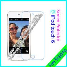 3pcs scratch Matte Anti Glare Scratch phone screen film For iPod touch 6 guard screen protector film free shipping