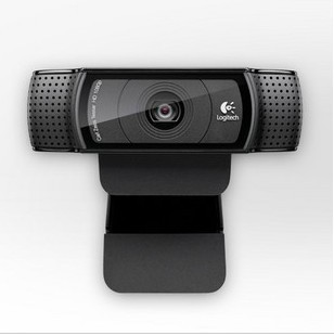Logitech Webcam HD C920 1080P full 720P Built in mic Video Calling Recording