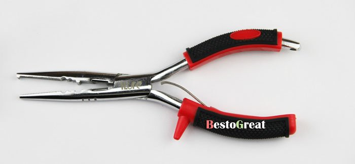 Fishing Lure stainless steel line Plier Scissor Clipper(China (Mainland))