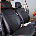 Custom car covers for VOLVO C70 car accessories auto parts quality black pu leather car seat