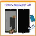 For Sony Xperia Z L36h C6606 C6603 C6602 C660x c6601 LCD Display with Touch Screen Touch