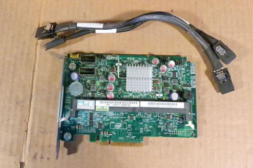 D56622-305 SAS1078 PCI-e MegaRAID SAS RAID Controller   Original 95%New Well Tested Working One Year Warranty