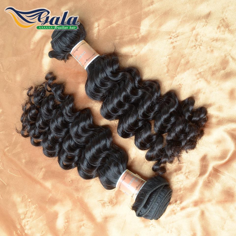 human hair deep wave brazilian hair brazilian weave online virgin brazilian hair bundles remy weave hair extensions wet and wavy(China (Mainland))