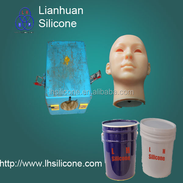 life casting liquid silicone rubber forsilicone prosthesic fingers(China (Mainland))