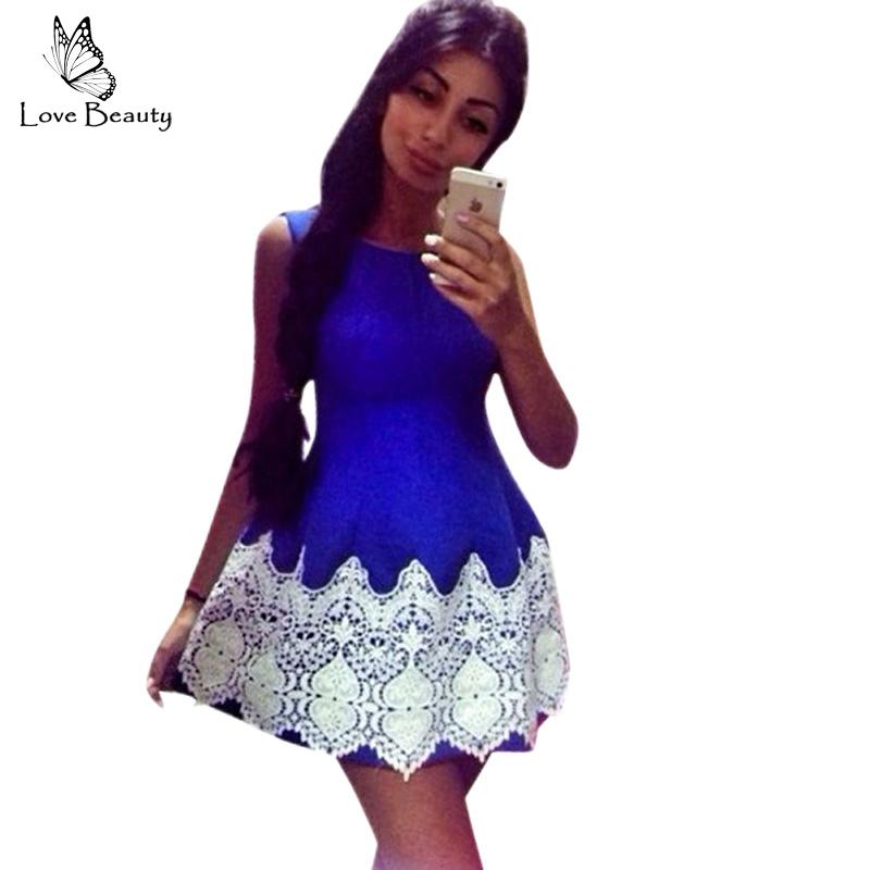 Hermosa Ligeros Vestidos De Fiesta Azules Molde - Vestido de Novia ...