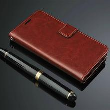 PU Leather Wallet Case For Meizu M2 Note mini / Meilan M2 5.0′ Vintage Wallet Style Leather Flip Cover With Card Slot Phone Bags