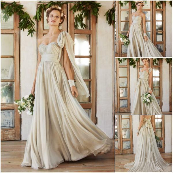 Buy jenny packham dress elegant bridal for Jenny beckman wedding dresses