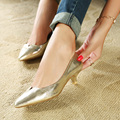 New Design Chaussure Femme Zapatos Mujer Shoes Woman Pumps High Heels Ladies Shoes Spring Fall Shoes