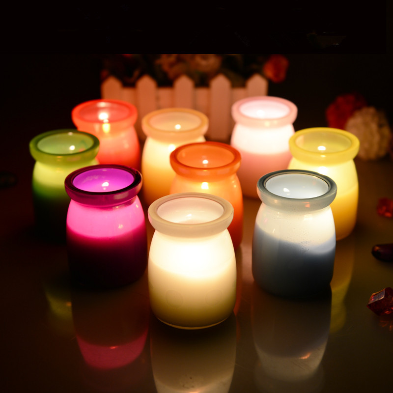 Buy 1pcs pudding fragrance for Aroma candle and scent company