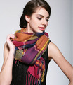 2016 Brand Scarf Autumn Winter Women Scarf Female Wool Printing Shawl Best Quality Cashmere Studios Warm